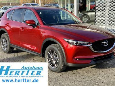 gebraucht Mazda CX-5 D150 EXCLUSIVE-LINE*NAVI*EURO6D-TEMP*