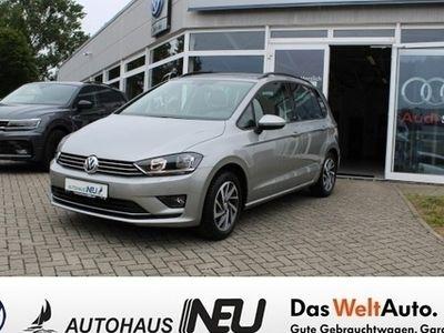 gebraucht VW Golf Sportsvan 1,2TSI Sound,Klima,RCD,NSW,GRA,ACC,Garantie