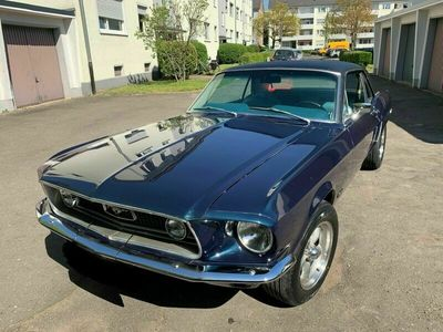 gebraucht Ford Mustang 1968mit TÜV und H-Zulassung als Sportwagen/Coupé in Köln