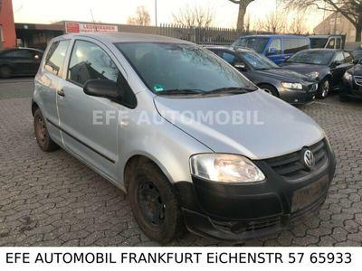 gebraucht VW Fox Basis MIT KLIMA AUS 1 HAND