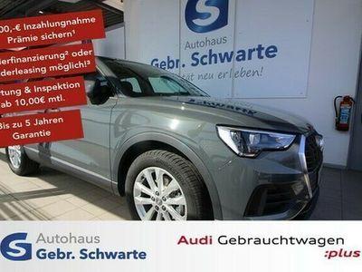 "gebraucht Audi Q3 35 TFSI S-tronic AHK Navi LM 18"" Shzg"