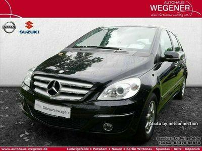 gebraucht Mercedes B160 Euro 5