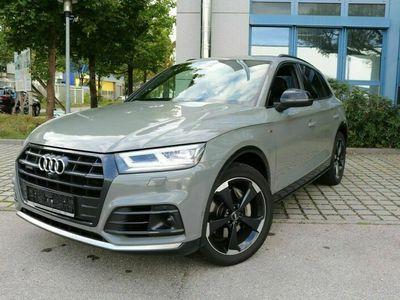 gebraucht Audi Q5 qu 3x S line BLACK/AIR/RAUTE/PANO/B&O/360CAM