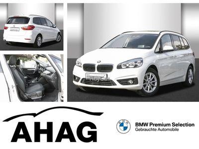 gebraucht BMW 218 Gran Tourer Advantage*Navi*Panorama*Head-Up