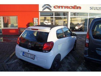 gebraucht Citroën C1 1.0 VTi Airscape Selection Klima (Euro6)
