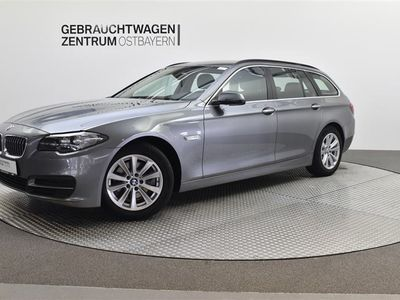 gebraucht BMW 520 d Touring Aut. Leder+Navi+Reling+SHZ+PDC+