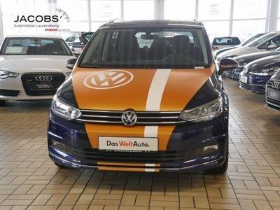 gebraucht VW Touran JOIN 2,0TDI EU6 NAVI,PDC,Klima,ACC,AHK
