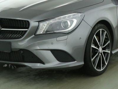 gebraucht Mercedes CLA250 Shooting Brake Urban Night-Paket COMAND
