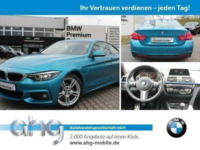 gebraucht BMW 420 i Coupe M Sport Navi Business Klimaaut. PDC.h