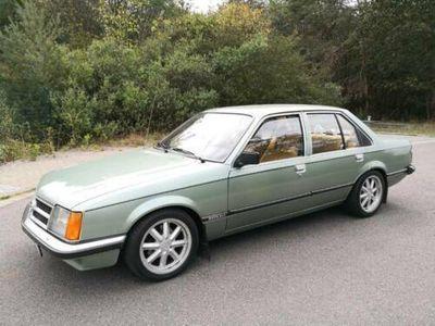 gebraucht Opel Commodore C Limo Berlina 2.5S Overdrive