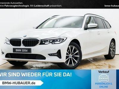 gebraucht BMW 320 d Touring A [Live Cockpit, RFK, SHZ, DAB]