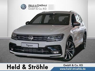 gebraucht VW Tiguan Allspace Highline R-LINE 2.0 TDI DSG 4M