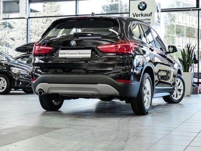 gebraucht BMW X1 sDrive18d Advantage Navi PDC Shz Tempomat