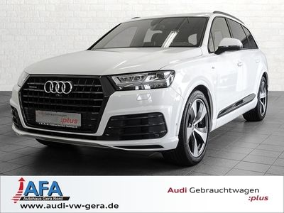 gebraucht Audi Q7 3,0 TDI qu. tiptr. 2x S-Line,Virt.CP,Luftfw,BOSE