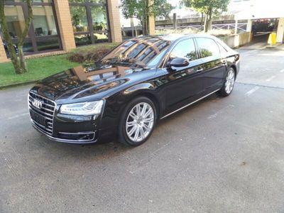gebraucht Audi A8L 4.2 TDI clean diesel quattro NP: 157 T¤
