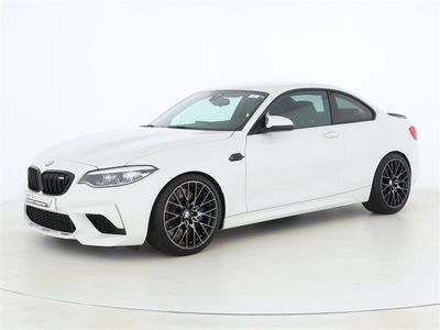 "gebraucht BMW M2 Competition Coupe DKG+LED+Leder+Alarm+DAB+19"""