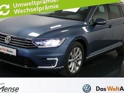 gebraucht VW Passat Variant GTE DSG HUD Navi STHZG LED