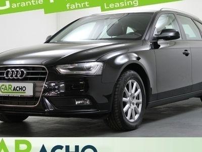 gebraucht Audi A4 Avant 2.0 TDI Attraction mulitronic Xen+ EU6