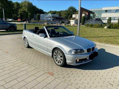gebraucht BMW 323 Cabriolet Ci E46 Leder Xenon TÜV NEU 1...