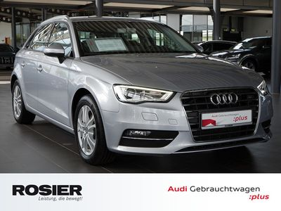 gebraucht Audi A3 Sportback Attraction 2.0 TDI 110 kW (150 PS) 6-Gang