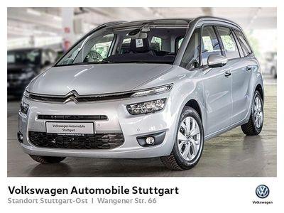 gebraucht Citroën Grand C4 Picasso 1.6 Intensive Navi LED Kamera