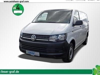 gebraucht VW Transporter T6Kasten KR 2.0 TDI 103kW