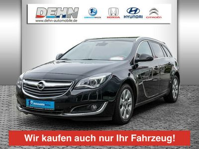 gebraucht Opel Insignia Sports Tourer 2.0 CDTI AT Innovation