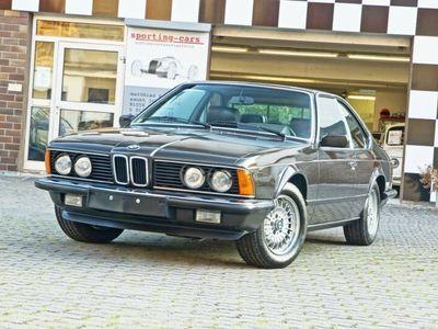 käytetty BMW M635 CSi dt. Fahrzg, orig 47.603km, Sammlerzust.
