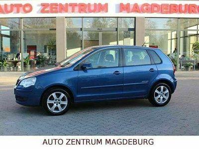 gebraucht VW Polo IV 1.2 United,Sitzheiz,Klima,4-/5-Türer