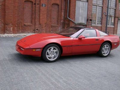 gebraucht Corvette ZR1 King of the hill