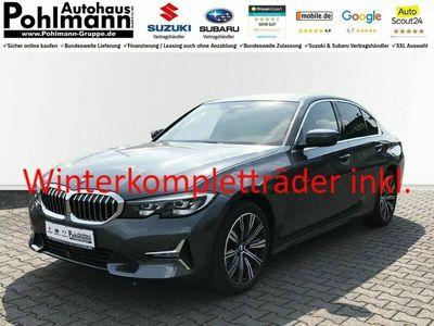 gebraucht BMW 320 i xDrive Luxury Line Park-Assistent Leder LED AHK