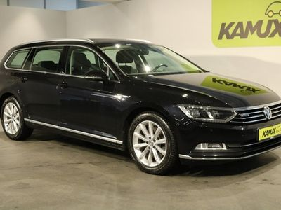 gebraucht VW Passat Variant 2.0 TDI 7G-DSG Highline 4Motion EU6 +LED +ACC +Alcantara