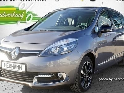 gebraucht Renault Scénic 1.6 dCi 130 Bose Edition Energy NAVI