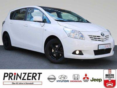 käytetty Toyota Verso 1.8 Multidrive 'Edition' Winterräder AHK PGD Klima-AT PDC