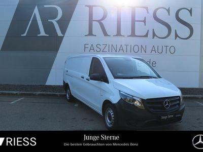 gebraucht Mercedes Vito 116 CDI KA/LANG/KLIMA/KAMERA/TEMPOMAT/SITZH