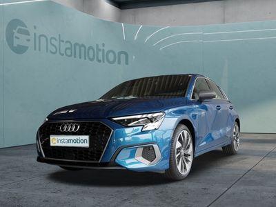 gebraucht Audi A3 Sportback A3 advanced 35 TFSI edition one Matrix
