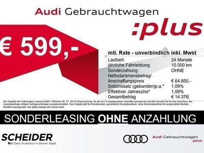 gebraucht Audi Q7 50 TDI qu 2 x S line ACC Luft LED 7-Sitze