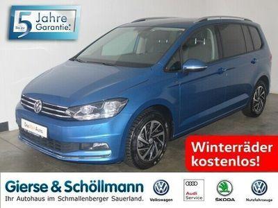gebraucht VW Touran 1.6 TDI 7-Sitzer JOIN (Navi SHZ ACC)