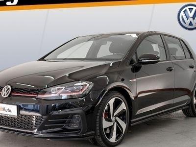 gebraucht VW Golf VII GTI VII Navi,LED,ActiveInfoDisplay KLIMA LED ALU