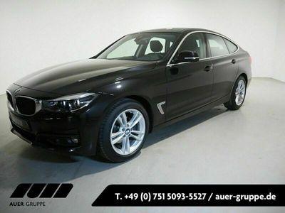 gebraucht BMW 320 Gran Turismo d (Advantage Navi Shz PDC MFL) als Limousine in Ravensburg