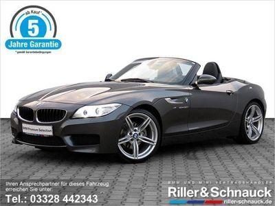 gebraucht BMW Z4 20I M-SPORTPAKET LEDER NAVI PRO HiFi