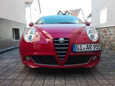 gebraucht Alfa Romeo MiTo 1.4 TÜV,Bremsen, Sattel und Radler neu