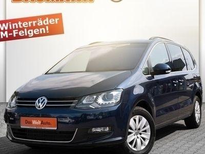 gebraucht VW Sharan 2.0 TDI Comfortline BMT SCR SHZ NAVI EU6