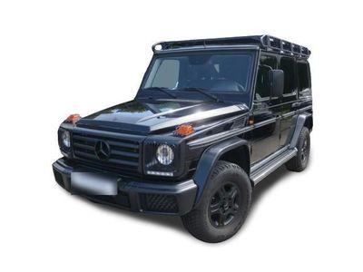 gebraucht Mercedes G350 d Professional OffRoad Paket Standheizung