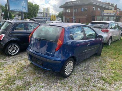 gebraucht Fiat Punto Lim. 1.2 16V HLX TÜV NEU