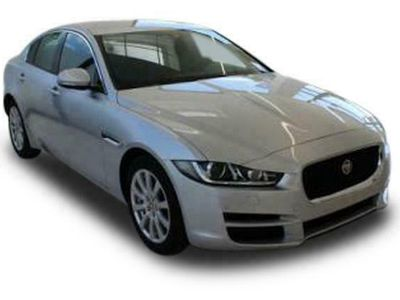 gebraucht Jaguar XE XE20d Pure - Xenon Navi Automatik