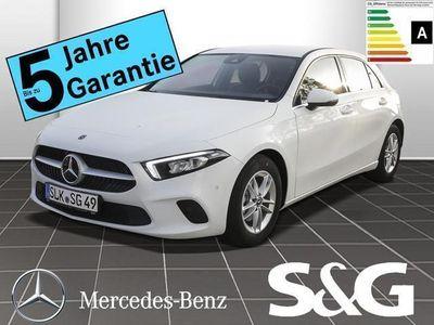 gebraucht Mercedes A180 d Style Navi/LED/KeylessGo/Parkassist/MBUX
