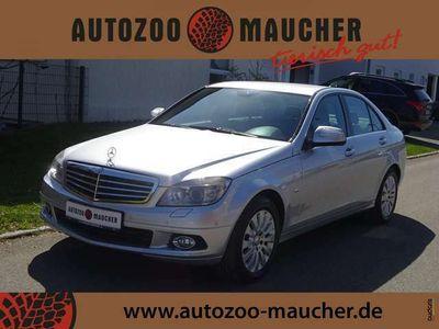 gebraucht Mercedes C220 CDI Automatik Elegance / SHZ / Xenon / AHK