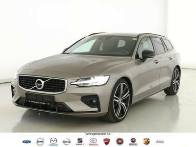 gebraucht Volvo V60 T6 AWD Geartronic R-Design,BusiPRO,Xenium,La