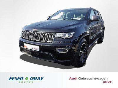 gebraucht Jeep Grand Cherokee 3.0 CRD Trailhawk Navi+Xenon+Rück